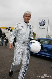Damon Hill, May 2012