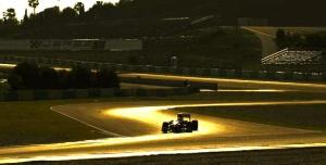 Jerez testing - February 2013