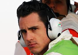 Adrian Sutil - the man of the moment!