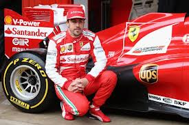 Alonso back and raring to go