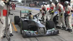 Lewis temporarily forgot he left McLaren