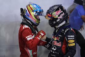 Alonso and Vettel - whose turn is it this year?