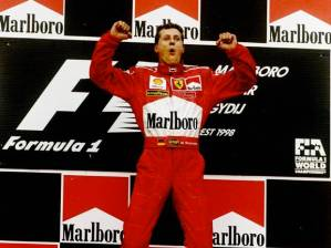 Schumacher's brilliant win in Hungary 1998 (watch and learn, Seb)