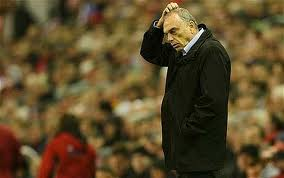 Avram - not a very good football manager but friend of some of The Most Powerful People on Earth!