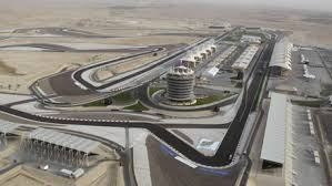 The Sakhir Circuit (yup the most interesting picture I could find)