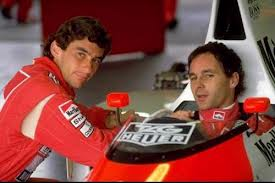 Ayrton and Gerhard