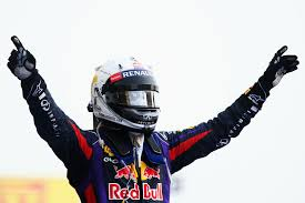Vettel back on top
