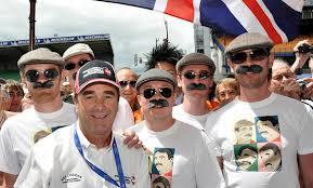 Health warning: Mansell mania