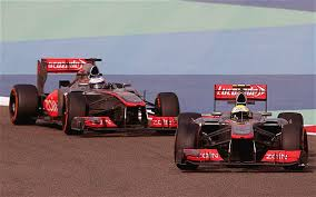 Jenson and Sergio clearly missed the multi 21 brief as well!