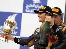 Finally a welcome return to form for Romain Grosjean