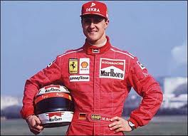 You guessed it. The all-time consecutive points scorer in F1.