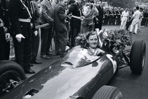 Before Senna and Schumacher, Graham Hill was the original Mr Monaco.