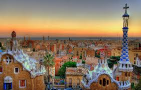 Gorgeous, beautiful Barcelona