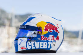 Jackie Stewart will have loved this helmet. Nice one, Jean-Eric!