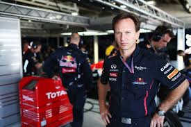 Christian is really annoyed about the Pirelli test unless Vettel gets pole. Oh.