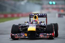 Vettel setting the pace!