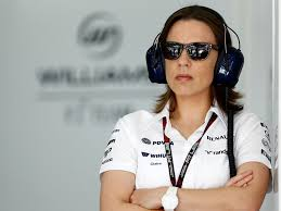 Claire Williams - will she be able to turn things round? I really, really hope so.