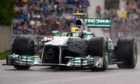 Hamilton - he had the right strategy but not the car
