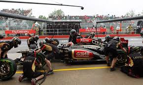 Coming soon...a Lotus Pitstop Disastometer