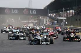 And its a mental start at the Hungarian Grand Prix...