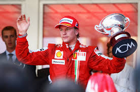 The Last Ferrari World Champion.