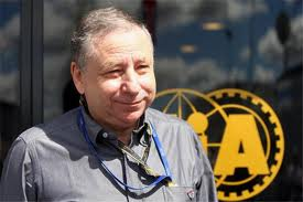 He might look cuddly but mess with Jean Todt at your peril.