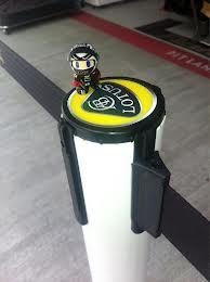 Will Mini Kimi get some new red overalls next season?