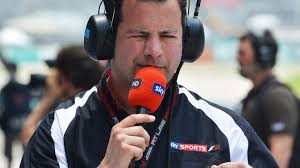 Ted - the David Dimbleby of F1