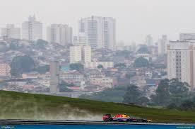 Red Bull dominating in Brazil.