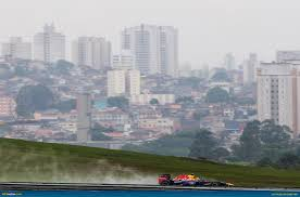 Red Bull dominating in Brazil.