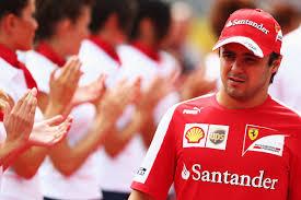 Felipe Massa bids Ferrari but not Formula 1 farewell.