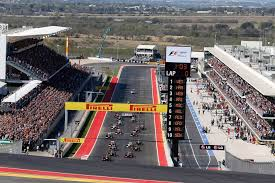 Circuit of the Americas in Austin, Texas. As cool as.
