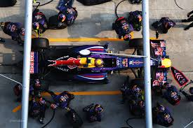 Red Bull - the template for all other teams to emulate