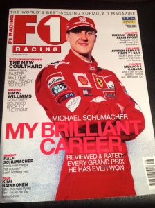 F1 Racing - June 2001 Edition
