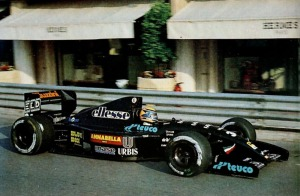 Andrea Moda does Monaco (badly)