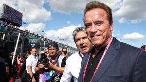 Arnie on the grid