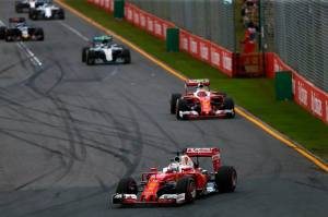 Forza Ferrari!
